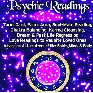 Other - Psychic reading